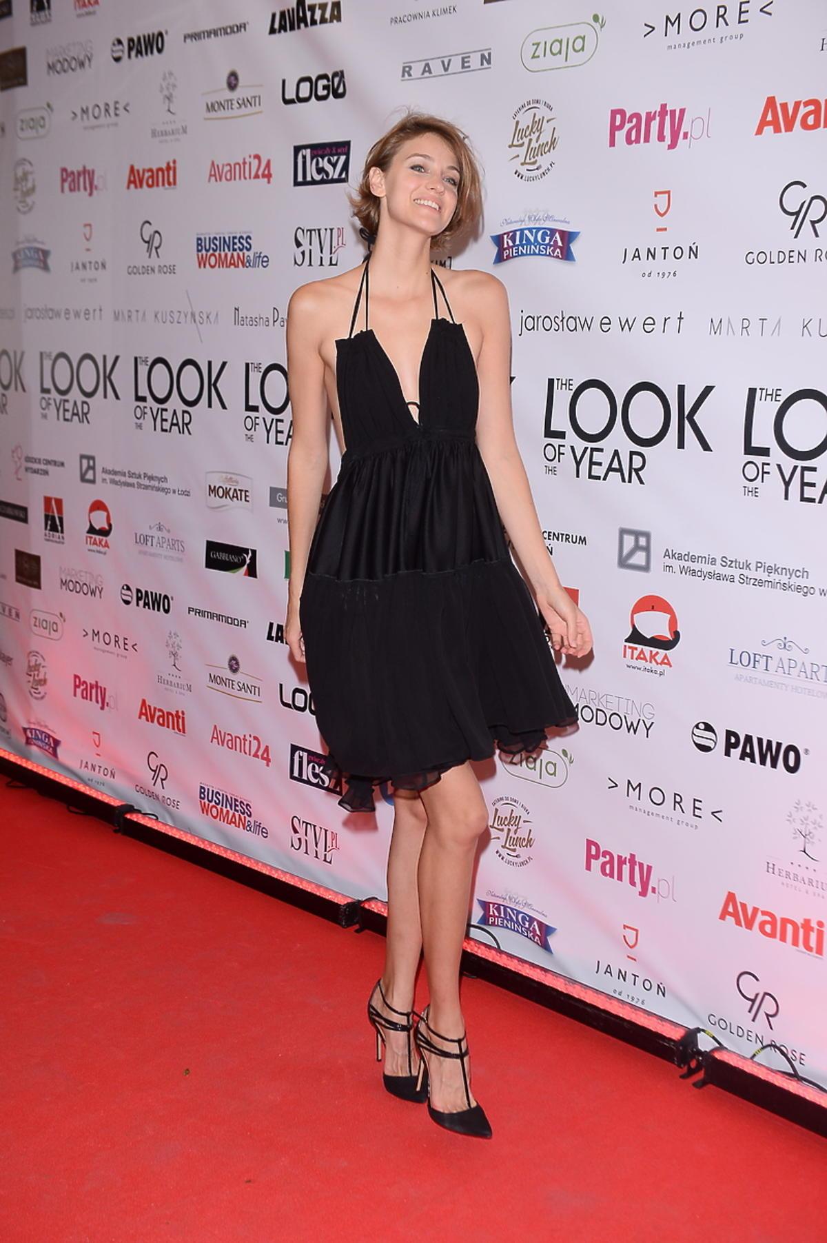 Renata Kaczoruk, Look of The Year