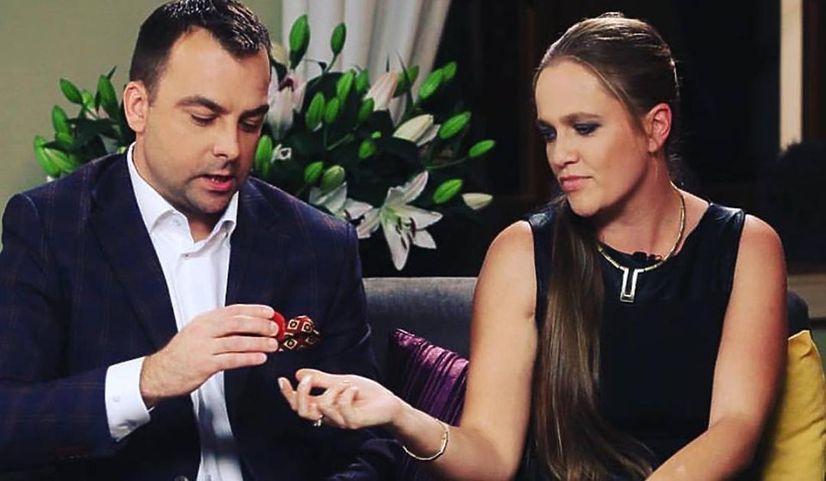 Rolnik szuka żony - Ania oddaje Mariuszowi pierścionek
