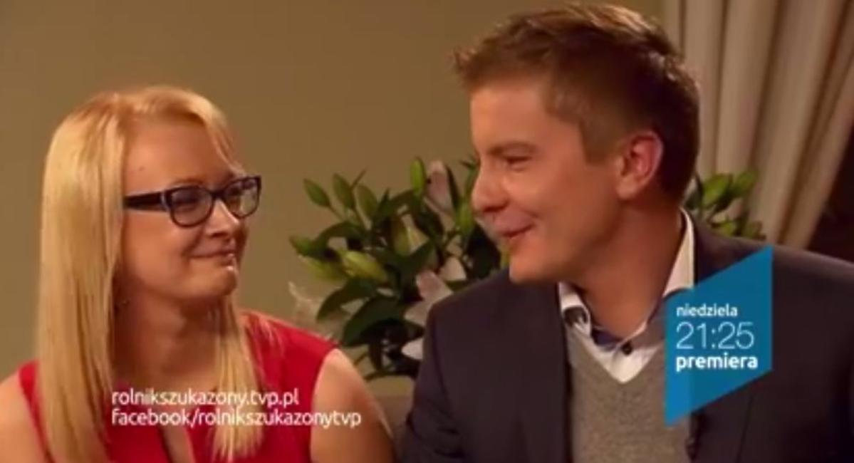 Rolnik szuka żony - Rafał i Justyna na planie finałowego odcinka
