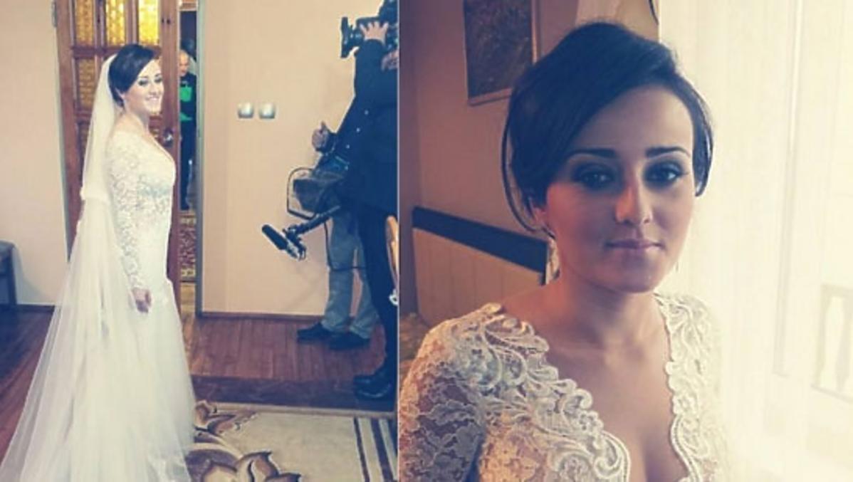 Suknia ślubna Ani Warachim z Rolnik szuka żony