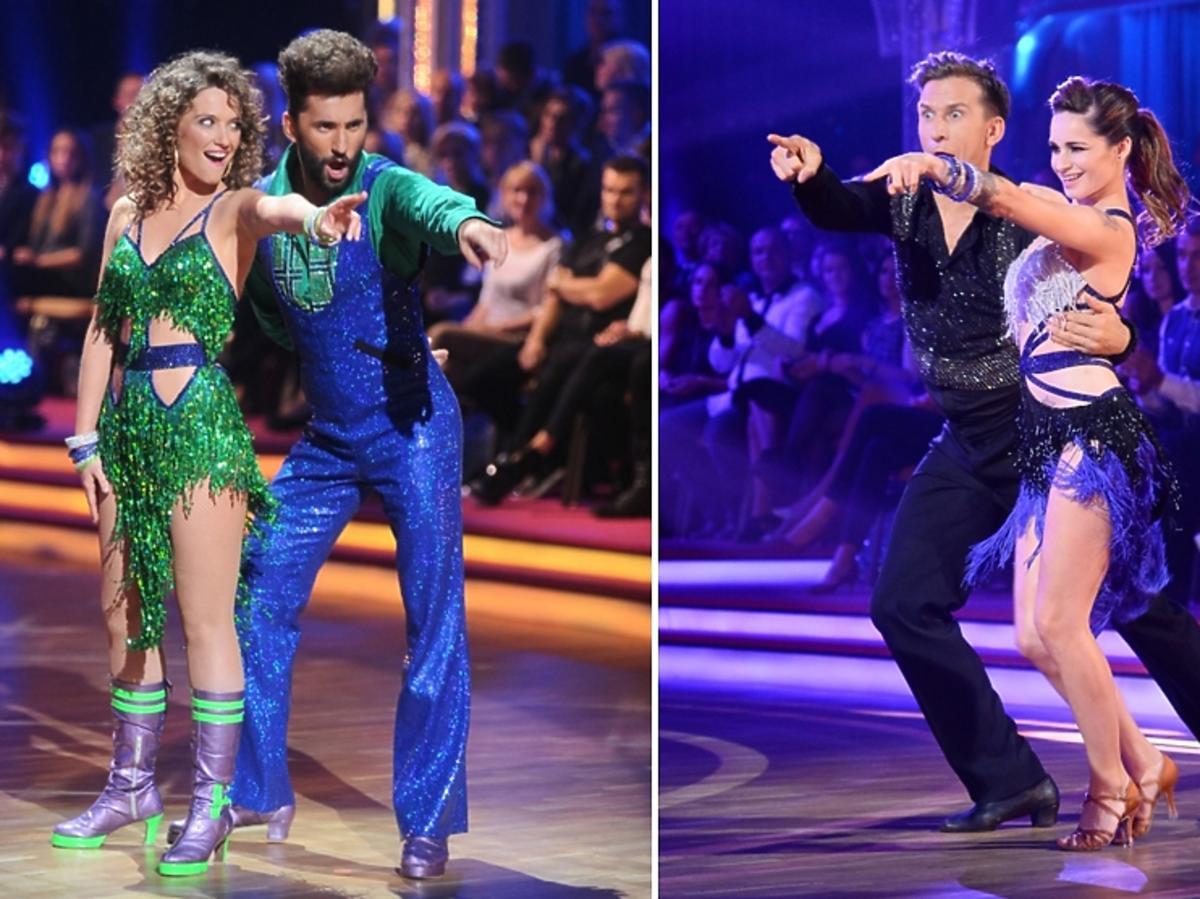 Taniec z Gwiazdami dwa kadry