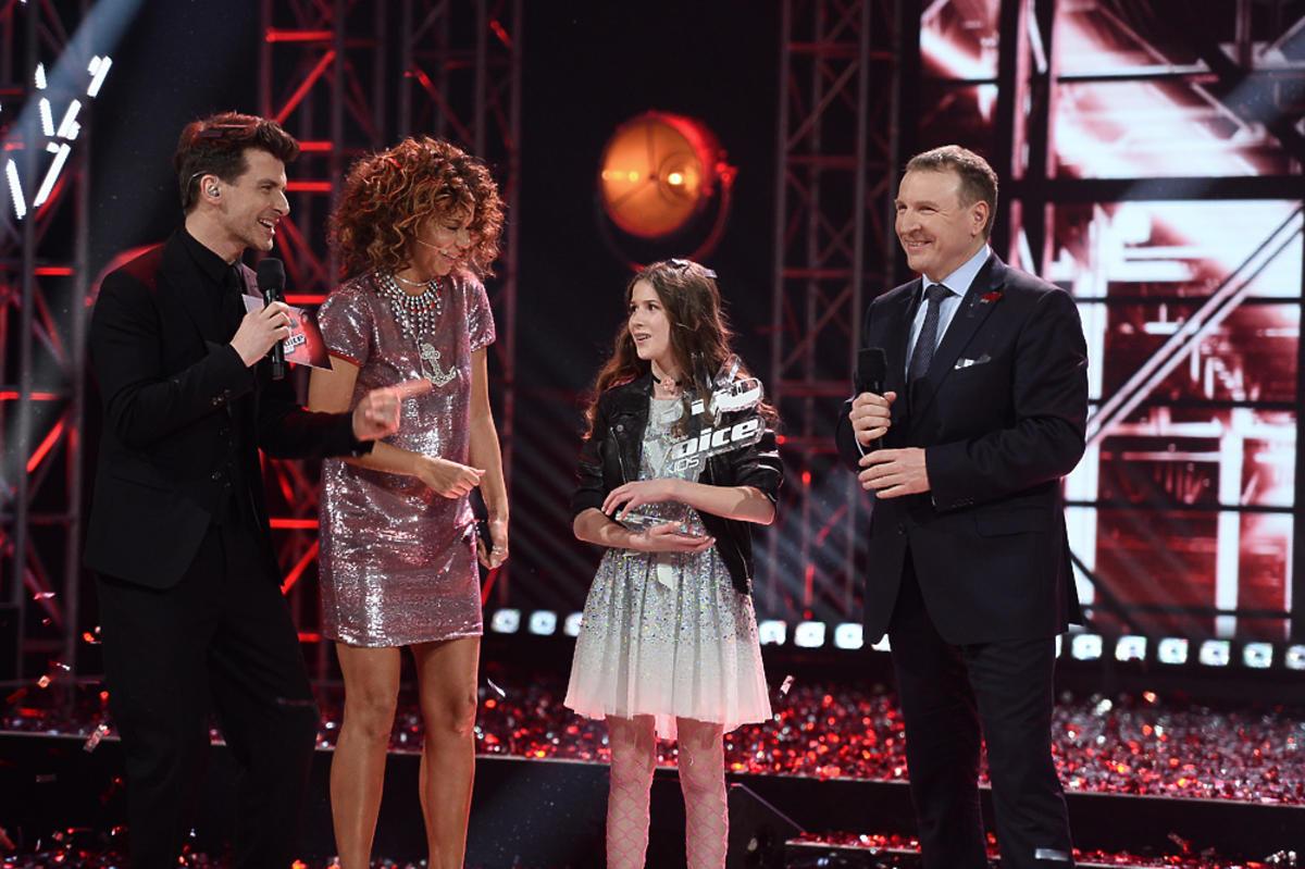 The Voice Kids: wygrała Roksana Węgiel