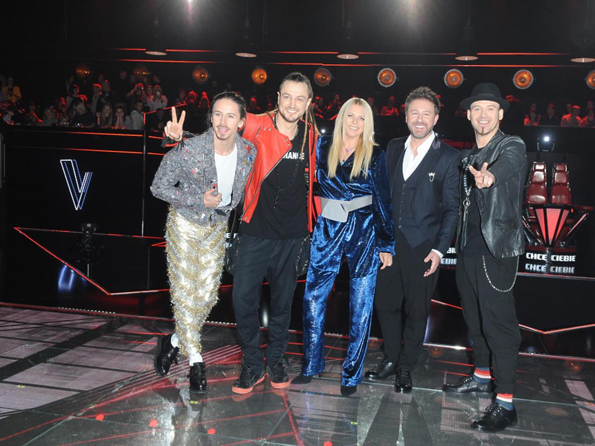 The Voice of Poland 8: jurorzy show