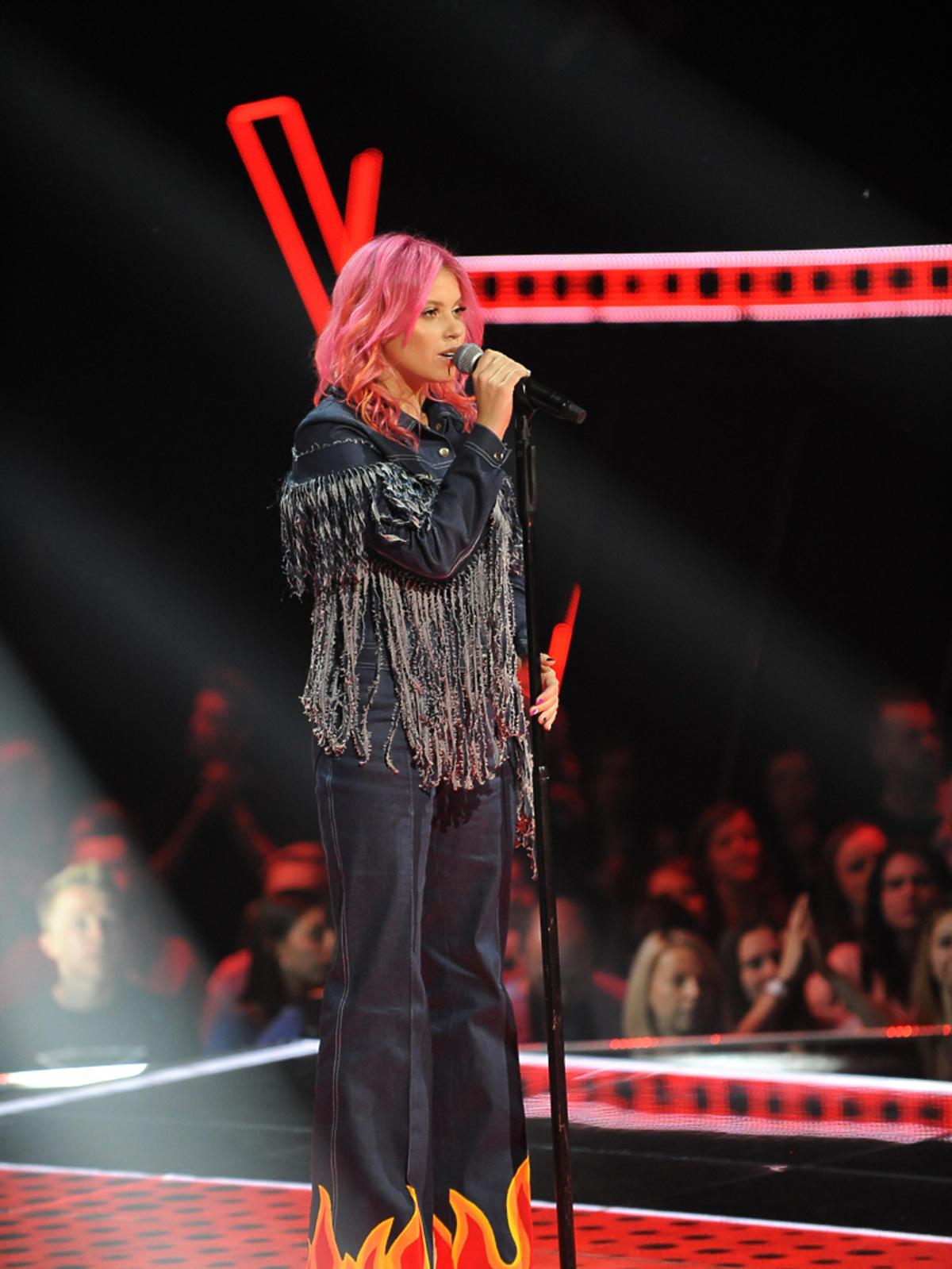 The Voice of Poland 8: Marta Gałuszewska w finale show
