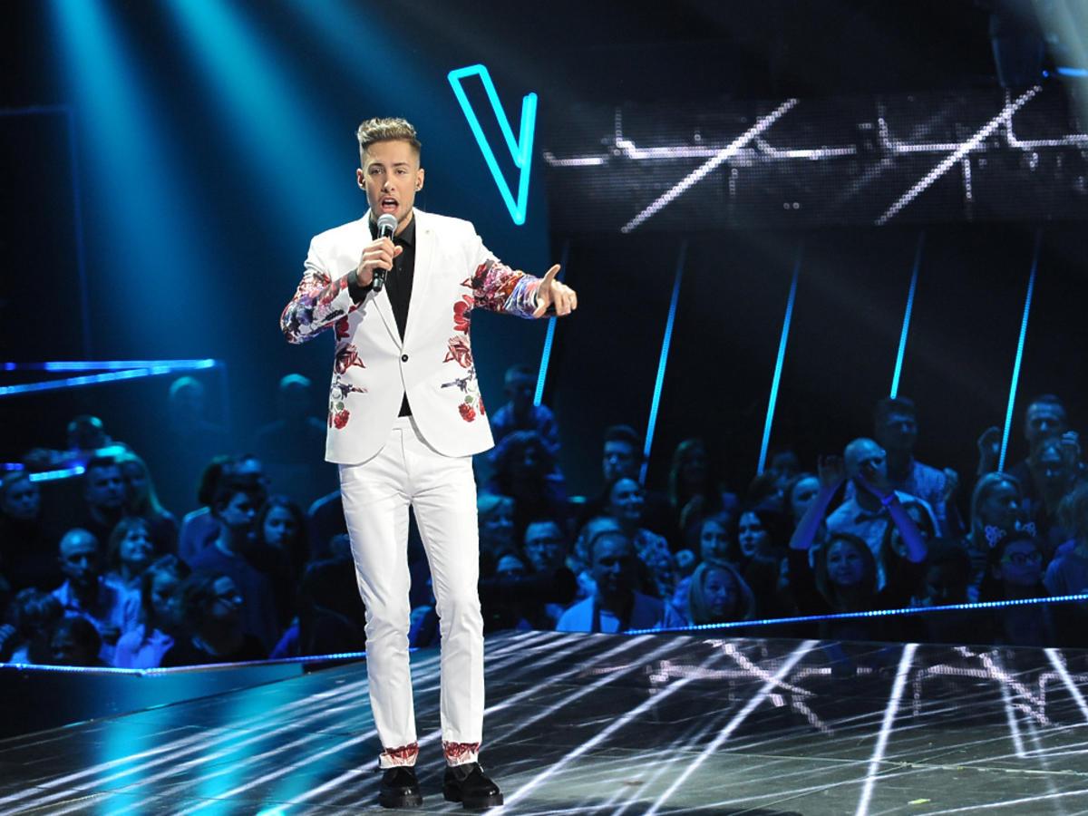 The Voice of Poland 8: Michał Szczygieł w finale show