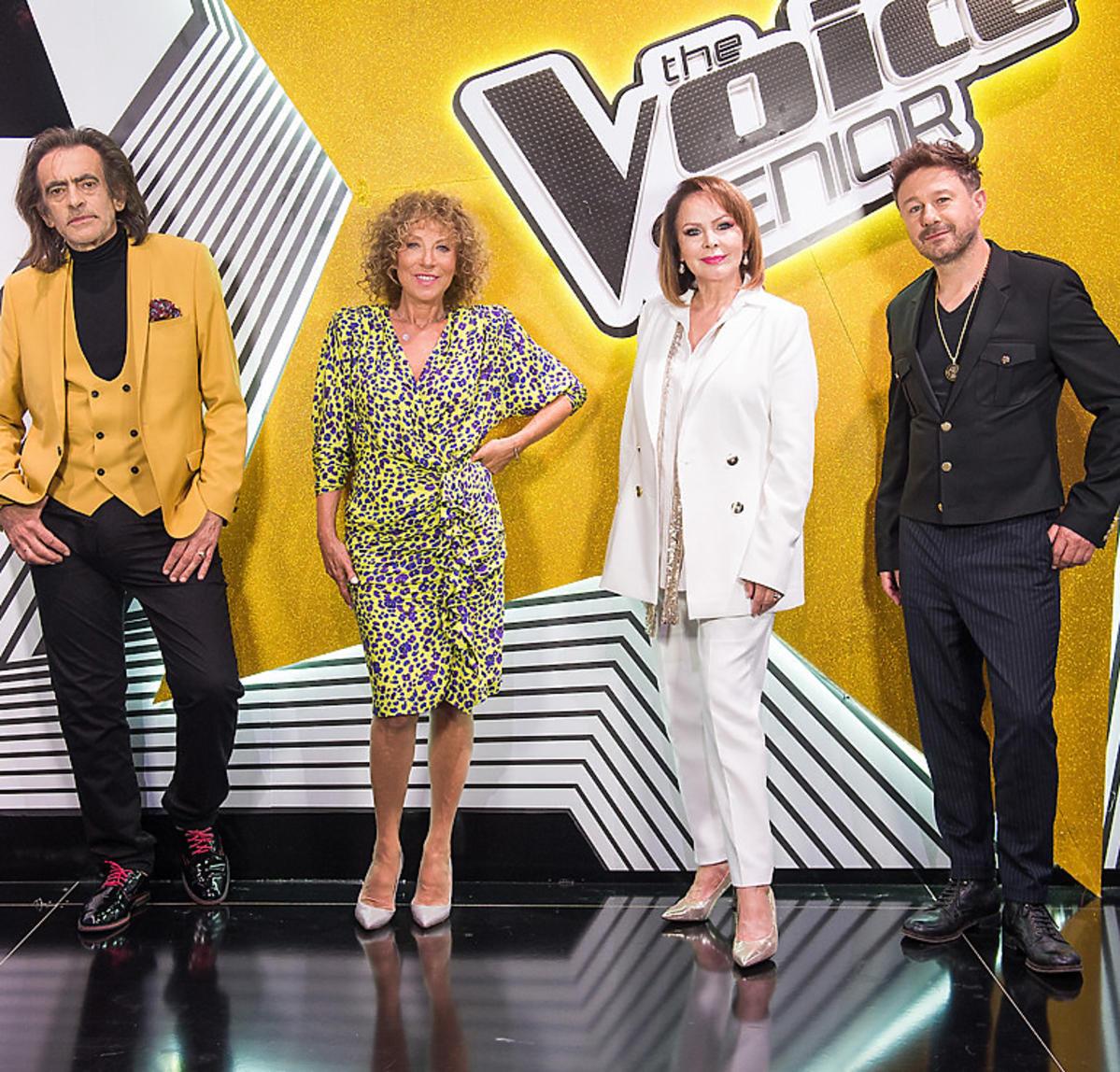 The Voice Senior - wróżka na scenie