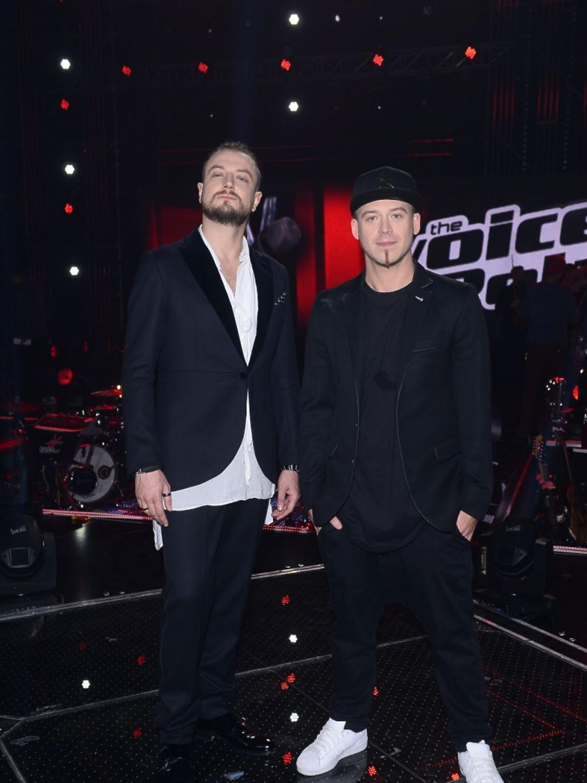 Tomson i Baron z Afromental w finale The Voice of Poland