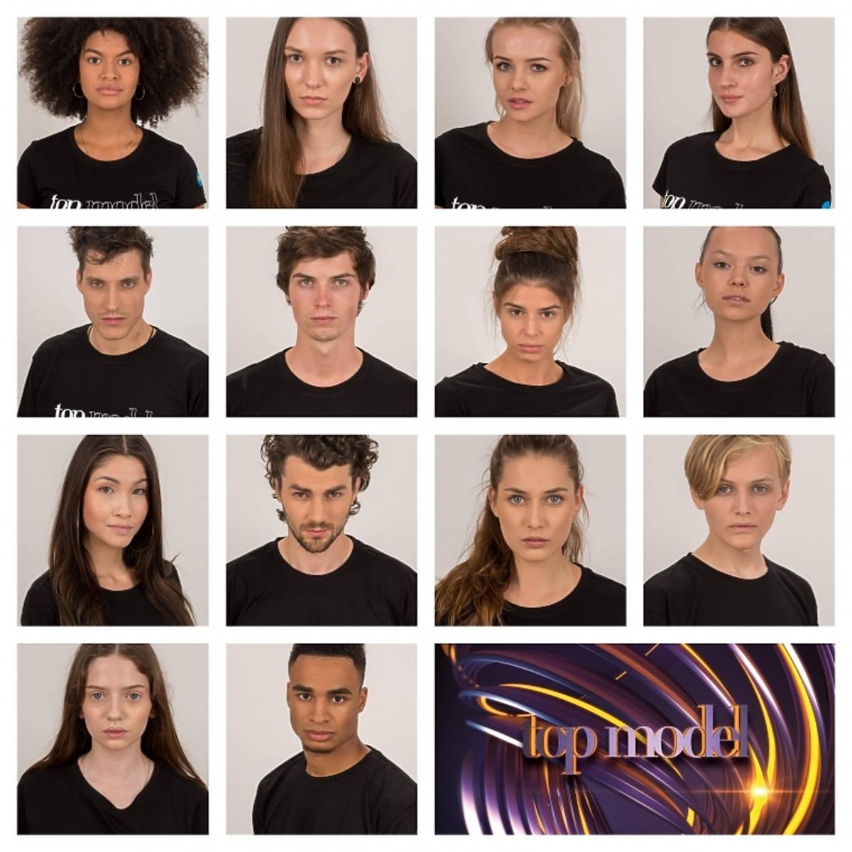 Top Model 7, 14 finalistów